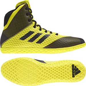 Adidas Youth Mat Wizard 4 Wrestling Shoes