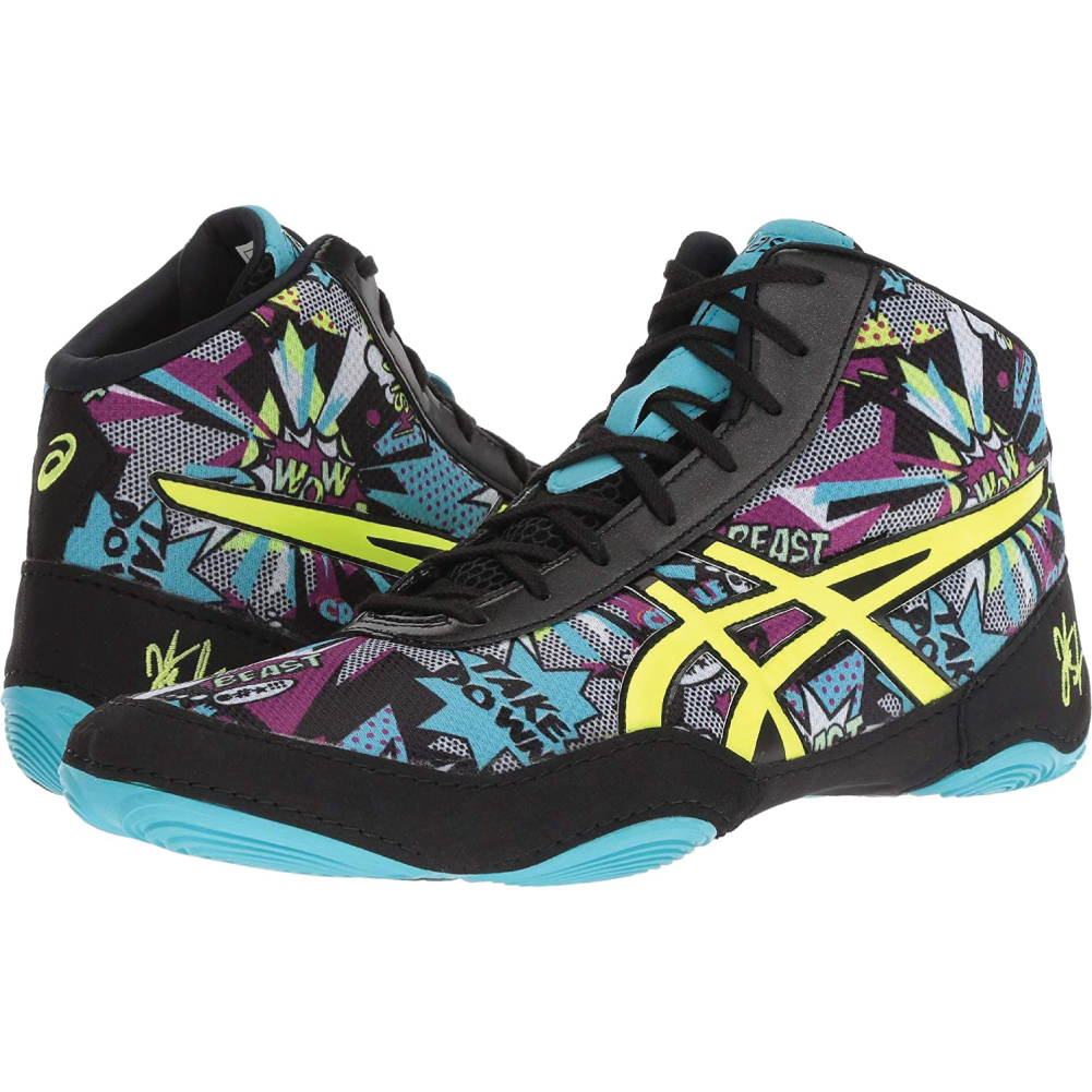 youth asics wrestling shoes hombre