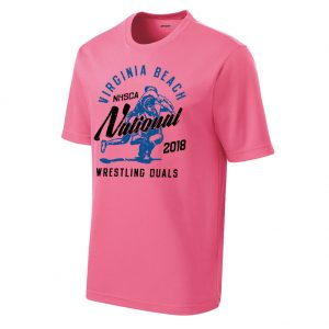 NHSCA Nationals 2018 Duals Sublimated Tee