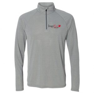 Red Balloon 4 Heart Defects 1/4 Zip Pullover