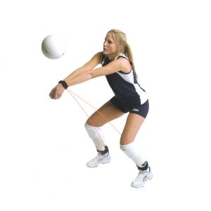 Tandem Pass Rite Volleyball Training Tool