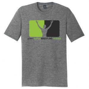 2018 Who's #1 Short Sleeve Triblend Tee